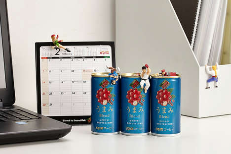 Savory Coffee Cans