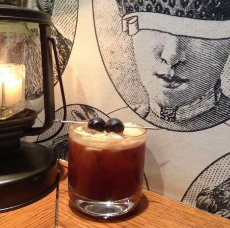 Savory Espresso Cocktails