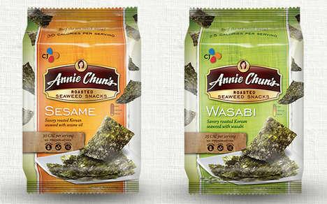 Organic Seaweed Snacks