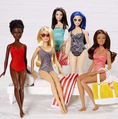 Body Positive Bikini Campaigns