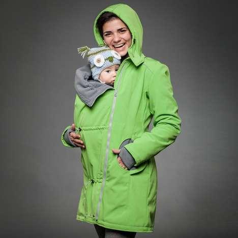 Functional Maternity Coats