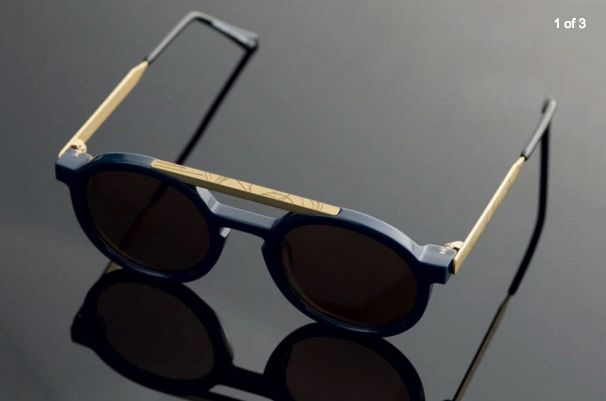 Tattoo-Inspired Sunglasses