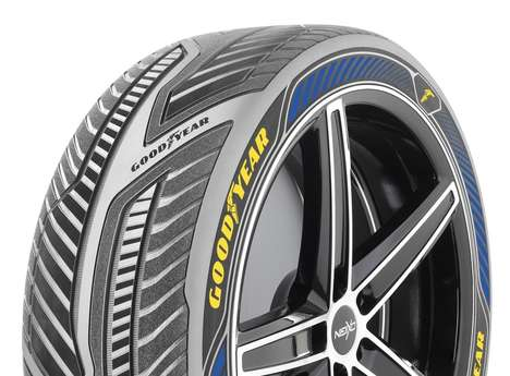 Connected Car Tires