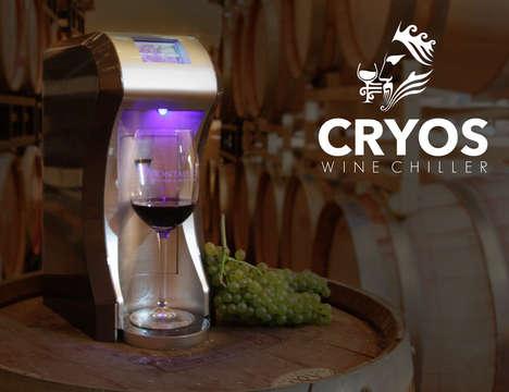 Custom Temperature Wine Dispensers