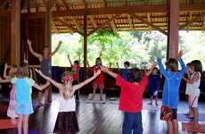 Familial Yoga Retreats - World Family Yoga Offers Fun and Kid-Friendly Wellness Programs
