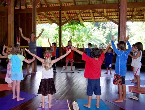 Familial Yoga Retreats