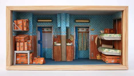 Miniature Cinematic Sets