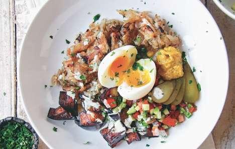 Israeli Breakfast Bowl Recipes