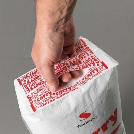 User-Friendly Cement Packaging