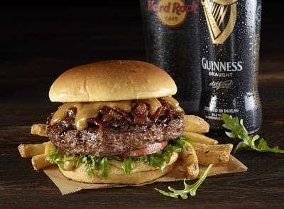 Boozy Irish Burgers