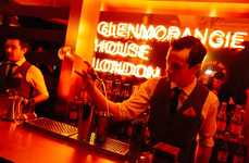 Barrel-Honoring Whiskey Pop-Ups - The Latest Glenmorangie Pop-Up Bar Has Opened in London's Soho