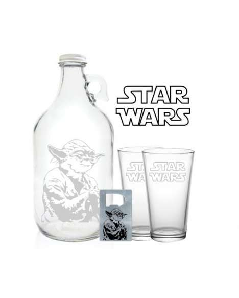 Galactic Character Growlers