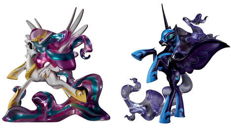 Mythical Equestrian Collectibles
