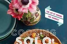 Singlehood-Celebrating Cookbooks - This Cookbook for Singles Simplifies Cooking for One