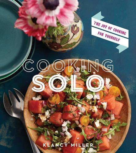 Singlehood-Celebrating Cookbooks
