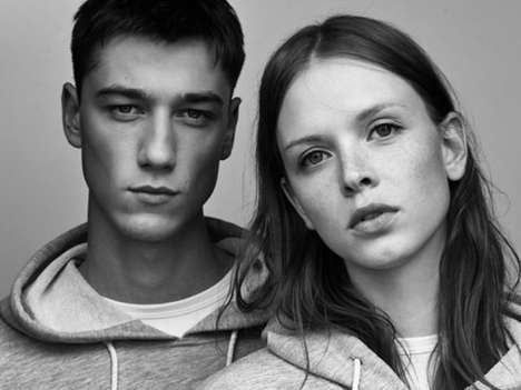 Gender-Neutral Fast Fashion - The Ungendered Line from Zara Can Be Worn by Anyone