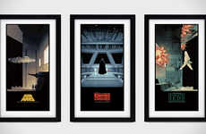 Collectible Sci-Fi Posters