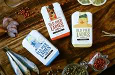 Narrative Sardines Branding
