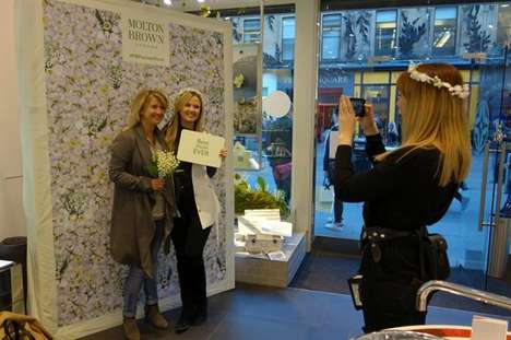 Custom Mother's Day Experiences - Molton Brown Hosted In-Store Mother's Day Events Across the UK