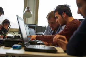 Refugee Coding Classes