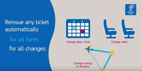 Self-Serve Rebooking Solutions - The Amadeus Ticket Changer Adds Features to Travel Agency Sites