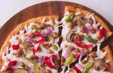 Vegan-Friendly Pizzas - Daiya's 'Supreme' Pizza is Topped with Non-Dairy Cheese and Mock Meat