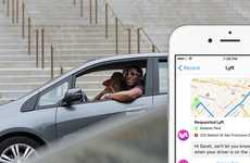 Social Media Taxi Services - This Tool Allows Facebook Users to Hail a Lyft Car