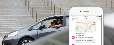 Social Media Taxi Services