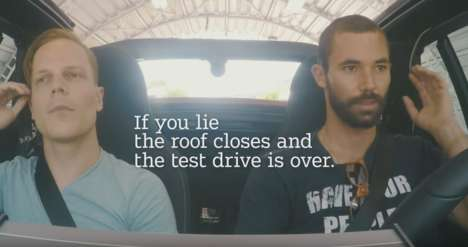 Lie-Detecting Test Drives