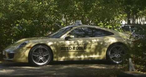 High-Speed Test Drives