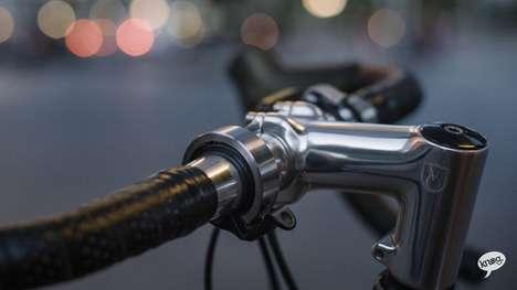 Wraparound Bicycle Bells