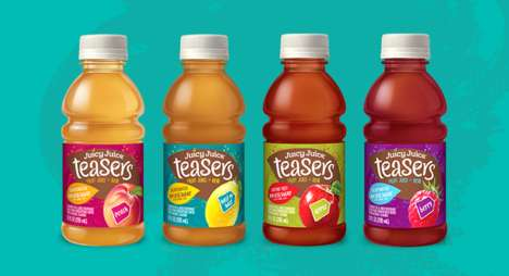 Tea-Infused Juices