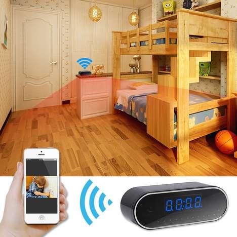 Alarm Clock Security Systems