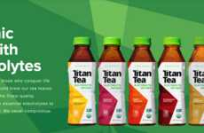 Electrolyte-Infused Teas - These Tea-Based Beverages Contain Electrolytes to Support Hydration