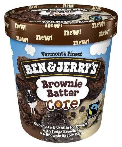 Brownie Batter Ice Creams