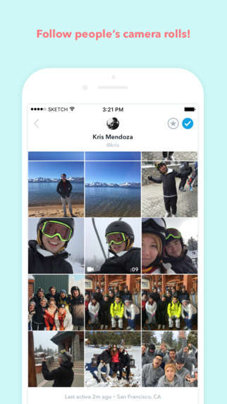 Personalized Photo Sharing Apps