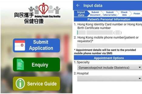 Gynaecologist Reservation Apps