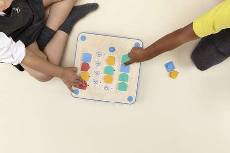 Kids Coding Toys - The 'Cubetto' Enables Children to Learn Programming in a Fun Way