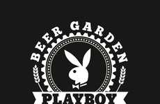 Indian Beer Gardens - The First Playboy Beer Garden Recently Opened in Pune, India