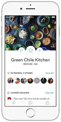 Personalized Eatery Recommendation Apps