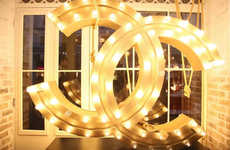 Luxe Perfume Pop-Ups - Covent Garden's Chanel Christmas Pop-Up Featured Popular Fragrances