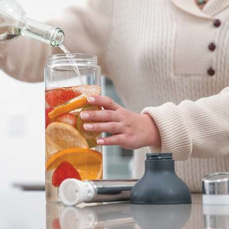 Nutrient-Infusing Carafes