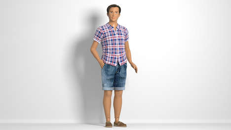 Realistically Proportioned Male Dolls