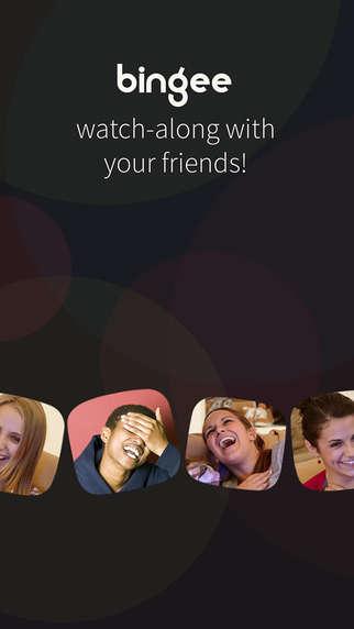Group Binge-Watching Apps