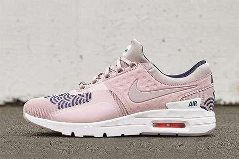 Floral Season Sneakers