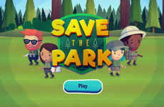 Gamified Recruiting Campaigns - National Park Services is Using a Computer Game to Hire Volunteers