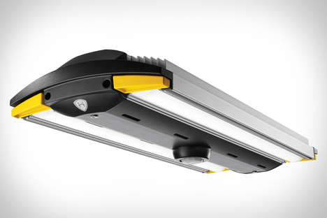 Long-Lasting Garage Lights - The Haiku Ceiling Lamp Offers 150,000 Hours of Continual Use