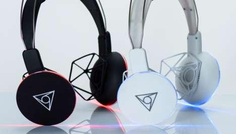 Sound-Sharing Headphones