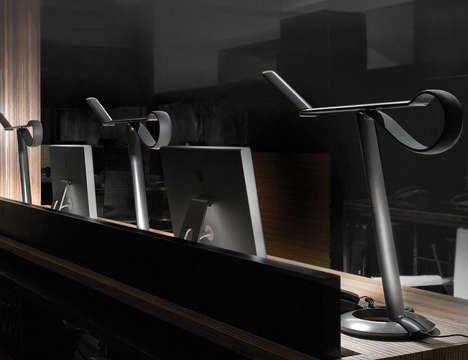 Fluidly Flexible LED Lamps