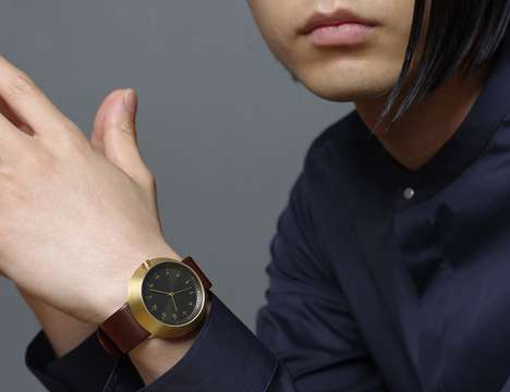Slim Conical Timepieces
